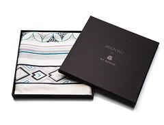 Джейсон Ву создал серию шелковых шарфов для отеля St. Regis Istanbul