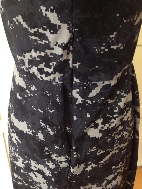 McCalls 6727 side zip and pocket