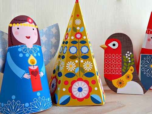 Ellen Giggenbach Christmas Printables