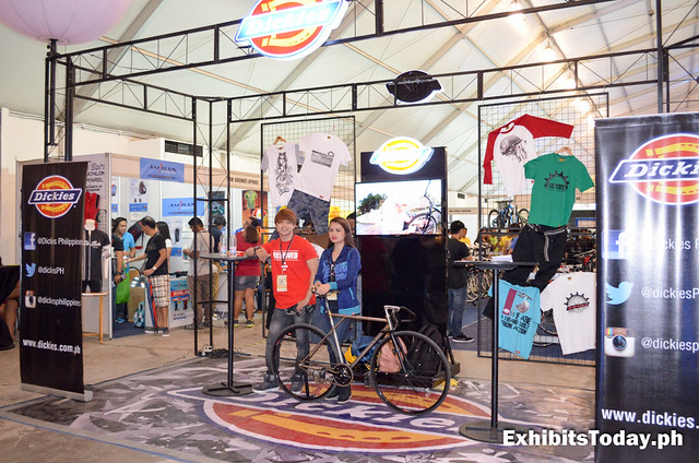 Dickies Trade Show Booth