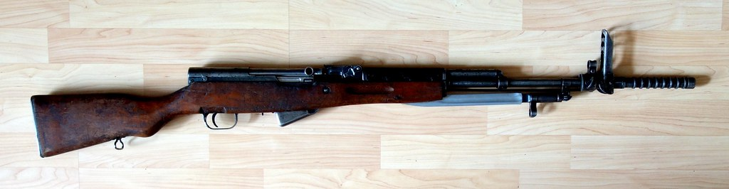 east german karabiner sks