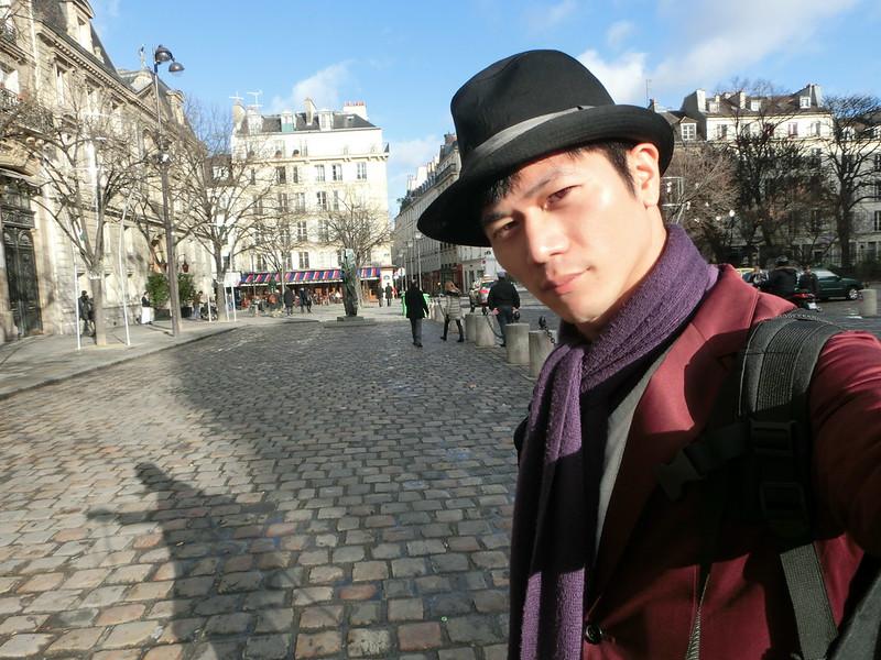 。巴黎。一個人紀錄。