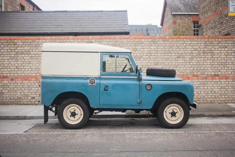 Dublin Land Rover profile