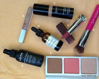 October Favorites Beauty BBlogger Makeup Make Up