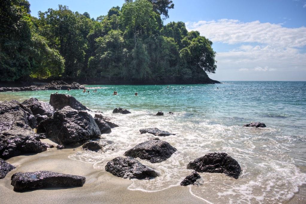 Near Playa Manuel Antonio
