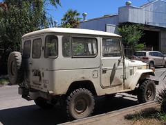 toyota diesel truck