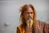 Sadhu in Varanasi (India) - Sâdhu à Bénarès (Inde)
