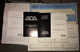 ADA-manuals