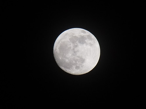 18. Obligatory New-Zoom-Lens Moon Photo