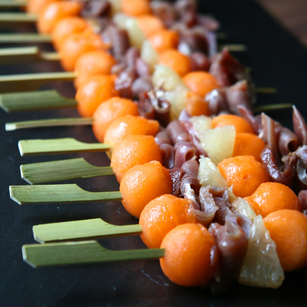 Ad Bean Party Finger Food NOMSS