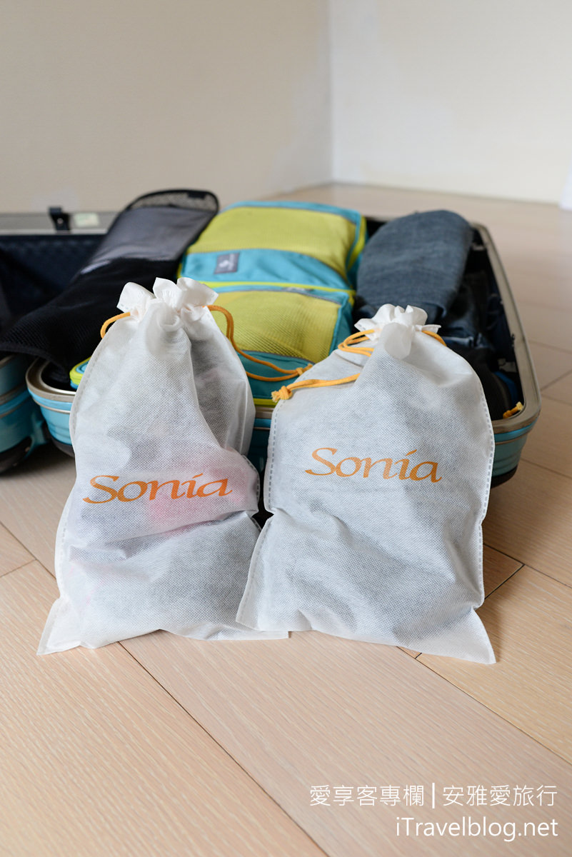 出國行李打包術 10