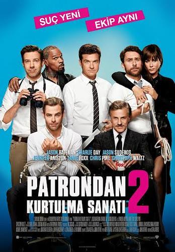 Patrondan Kurtulma Sanatı 2 - Horrible Bosses 2 (2014)