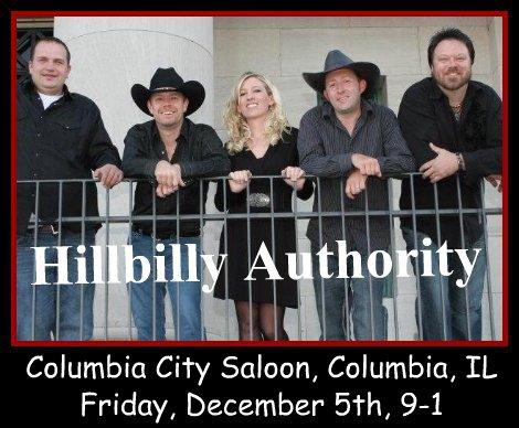 Hillbilly Authority 12-5-14