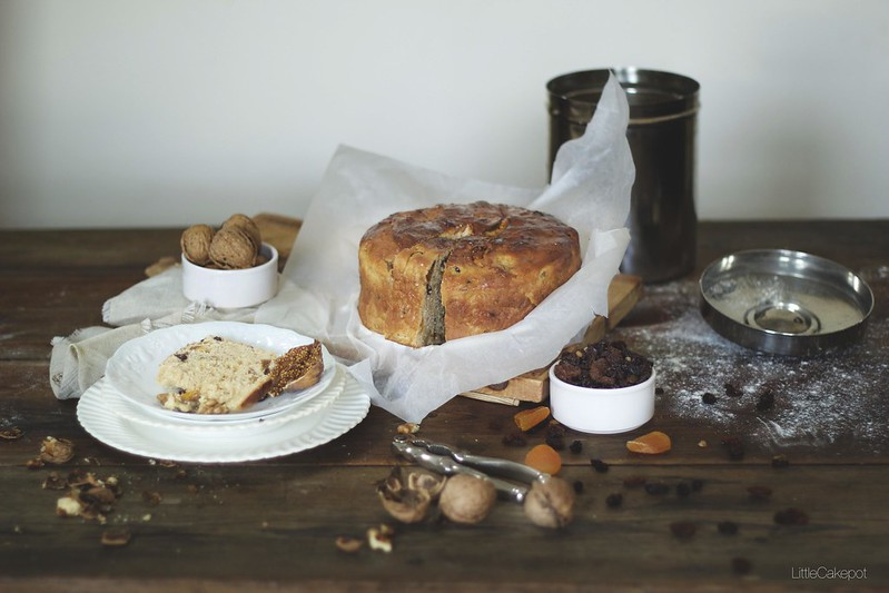 fig walnut sultana bread