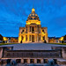 Les Invalides @ Blue Hour by A.G. Photographe