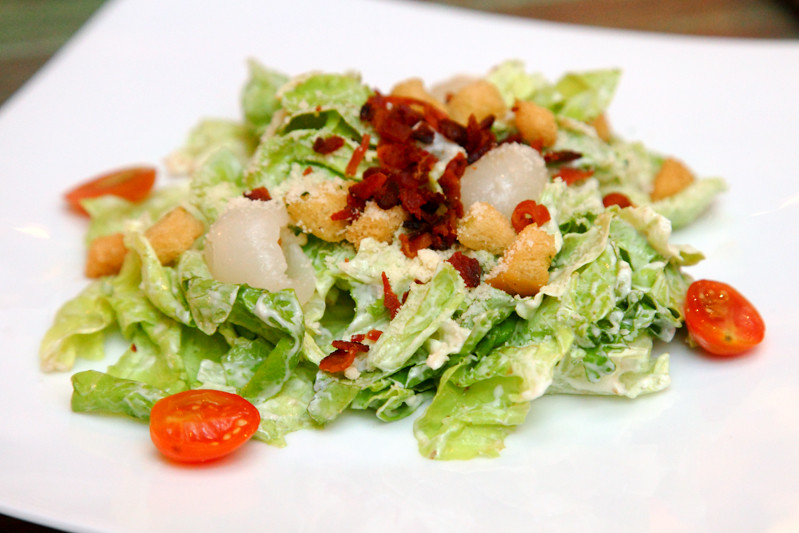 Asian-Caesar-Salad