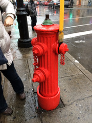Large hydrant