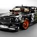 Ken Block's -845 hp - all wheel drive- 65 Mustang by Stu Bo.. tks for 8 million views