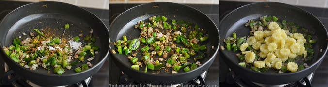 How to make baby corn pepper fry - Step3