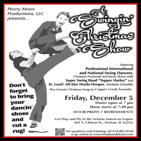 Swingin' Christmas 12-5-14