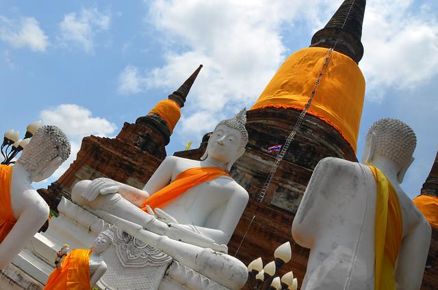Uno de los templos más importantes que ver en Ayutthaya