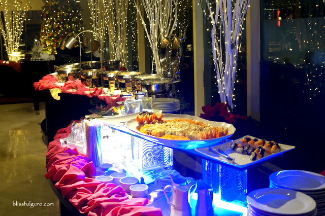 Hotel Rembrandt Quezon City Buffet Dinner