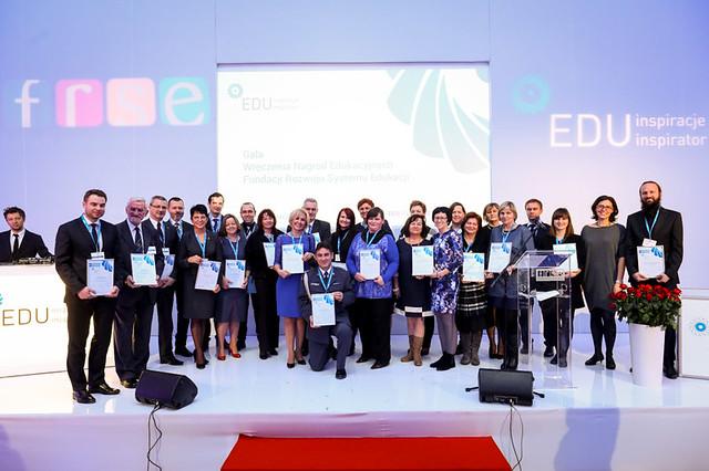 Gala Wręczenia Nagród Edukacyjnych FRSE