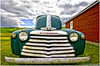 Classic Mercury Truck - HDR