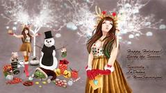 Happy Holidays 2014 ~