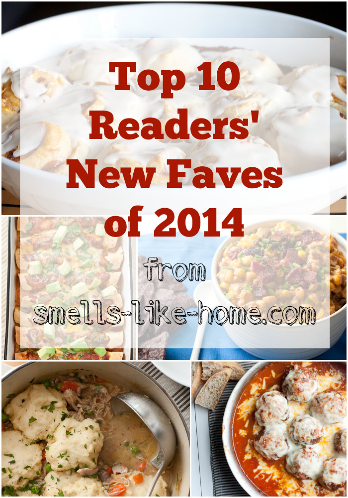 Top 10 Readers' New Faves of 2014