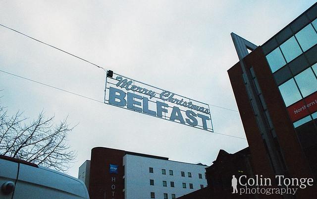 Merry Christmas Belfast