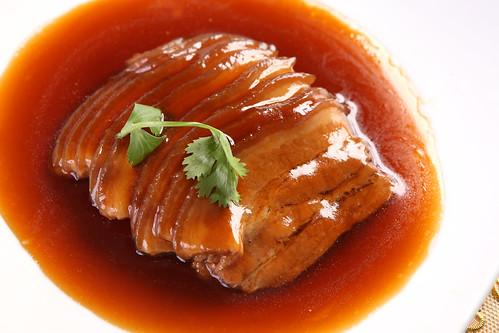 高雄美食推薦_高雄餐廳推薦_高雄大宅門乾鍋料理_台式日式創意料理推薦_薄片東坡肉