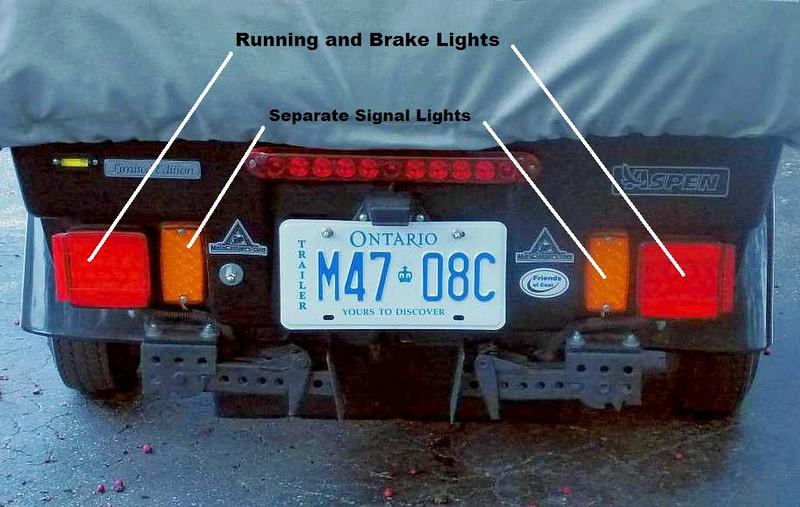 No Trailer Brake Lights  U2022 Gl1500 Information  U0026 Questions