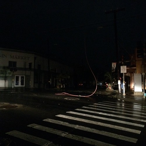 Powerline down Wailuku_1-3-2015