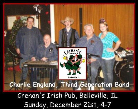 Charlie England 12-21-14