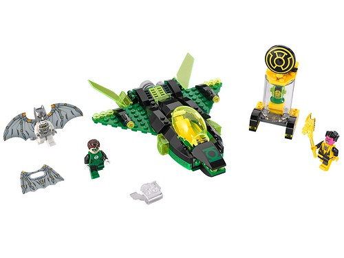 76025 Green Lantern vs Sinestro 01