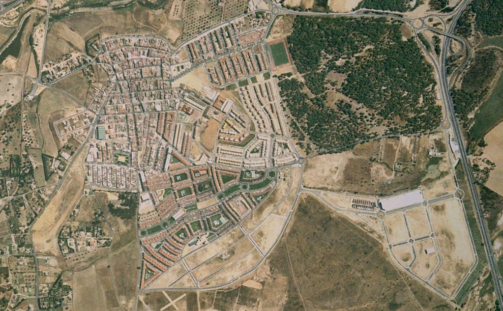 aljaraque, huelva, to the dolor de corazón, antes, urbanismo, planeamiento, urbano, desastre, urbanístico, construcción