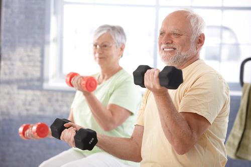 Tập thể dục giúp hạ huyết áp