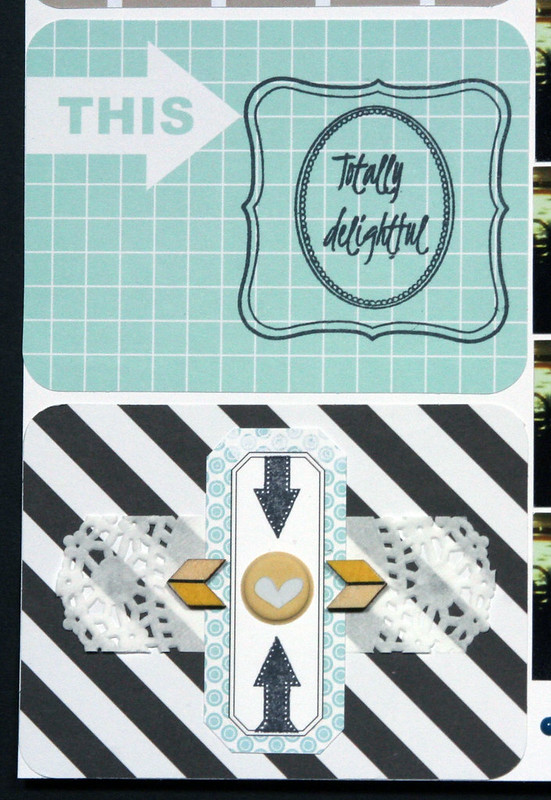 Photo Booth Scrapbook Layout with Project Life Seafoam Edition Core Kit   shirley shirley bo birley Blog