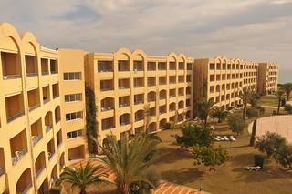 Hotel Vincci Nour palace à Mahdia