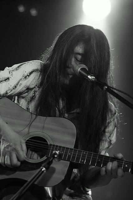 100 FEET live at 獅子王, Tokyo, 20 Jan 2015. 133