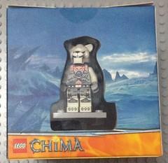 LEGO Minifigure Cube 5004077 - Chima Sir Fangar