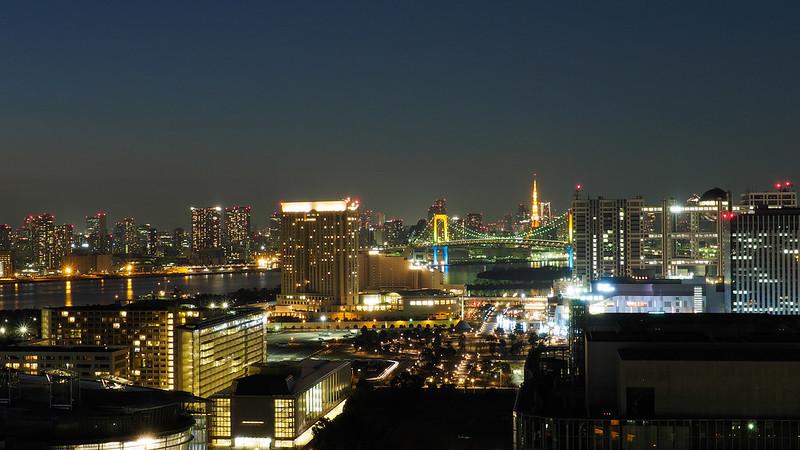 Odaiba nightscape