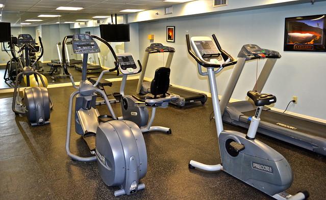 Maison Dupuy Hotel - fitness area