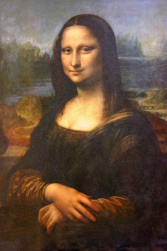 France-003324 - Mona Lisa