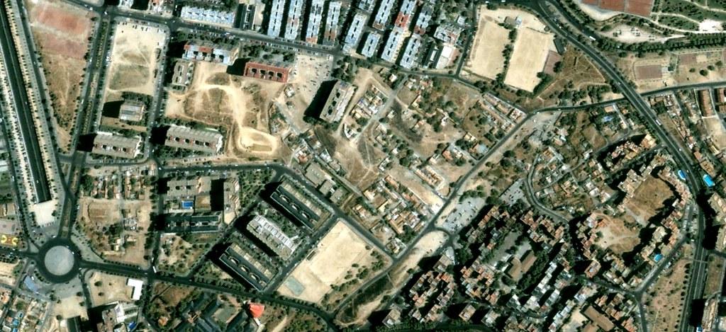 cerro belmonte, peñagrande, madrid, rebeldía cubana, MB38, antes, urbanismo, planeamiento, urbano, desastre, urbanístico, construcción