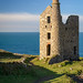West Wheal Owles Mine, Botallack, Cornwall by Kenneth Cox