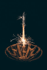 Birthday candle // 23 01 15