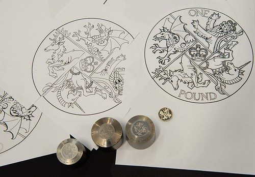 Coin Designs of Bishop Gregory