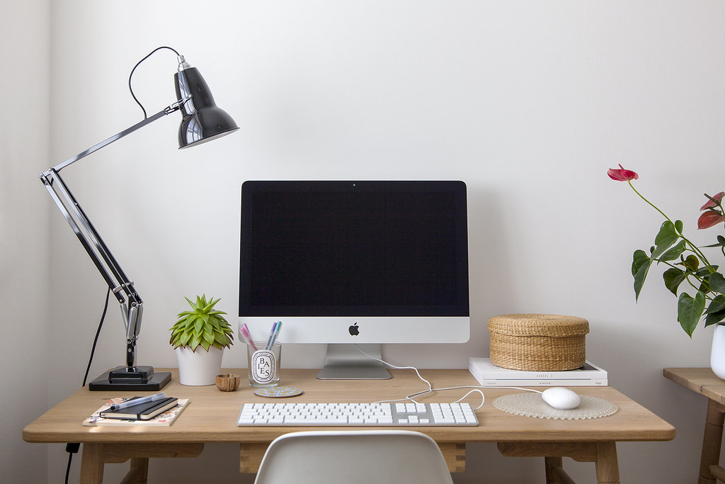 How To Create A Productive Workspace | candypop.uk.com